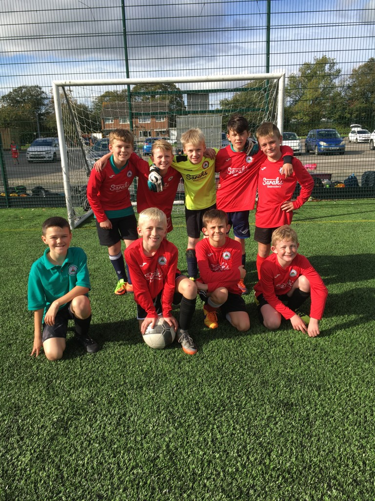 Twrnament pêl-droed yr Urdd /Urdd's football tournament